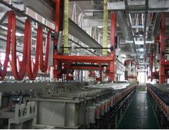 Auto-plating line