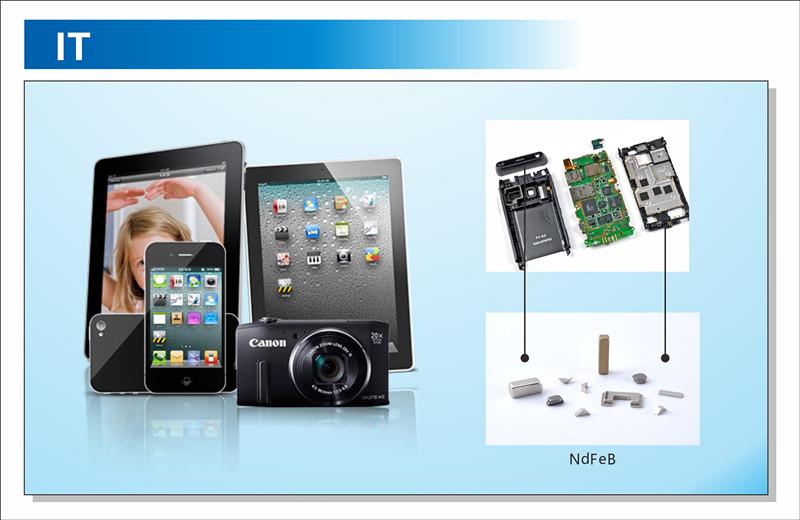 Magnet Applications Consumer Electronics