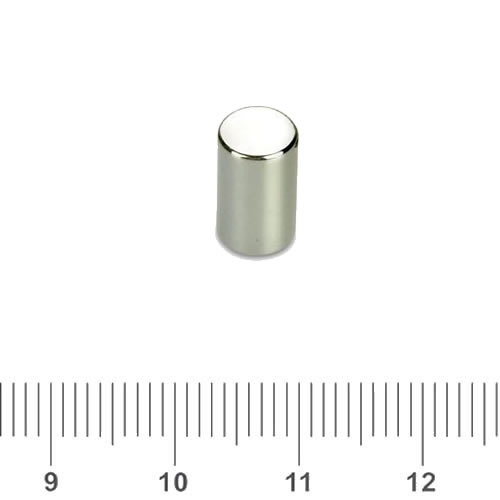 6 x 10mm Strong Magnet NdFeB Bar N40 Ni