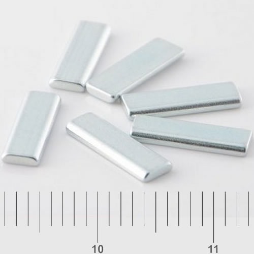 Neodymium Special-shaped Magnets Zinc N35SH