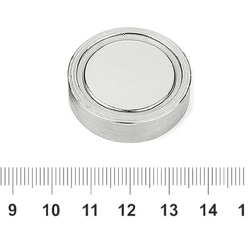 Neodymium Mounting Pot Magnet 32mm