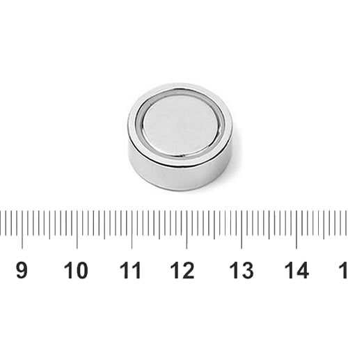 Neodymium Mouting Magnet 18mm