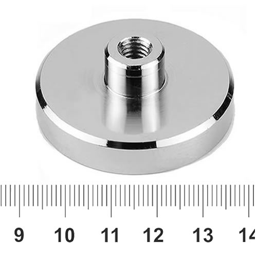 Inner Thread Pot Magnet