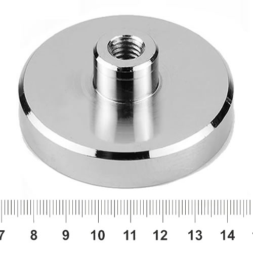 Internal Threaded Bushing Pot Magnet