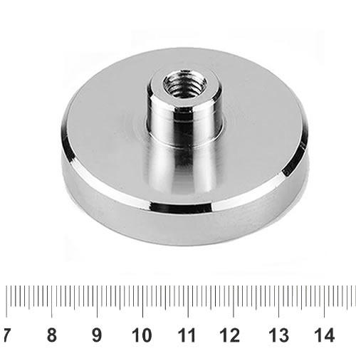 Internal Threaded Stem Magnet