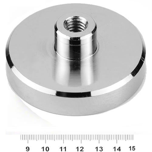 Screw Pot Magnet 75mm