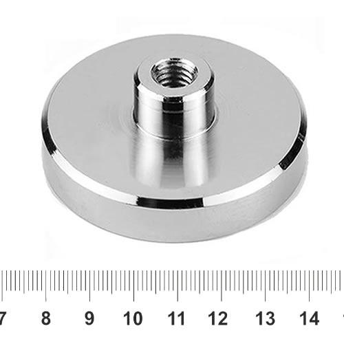 Shallow Pot NdFeB Magnet