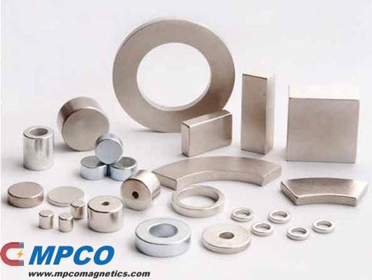 Sintered Neodymium magnets