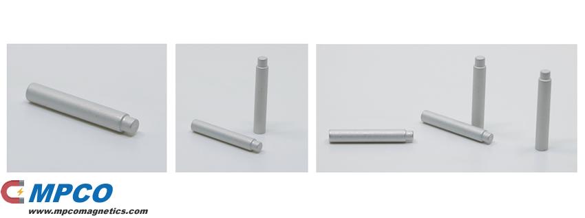 IVD aluminum coating magnet