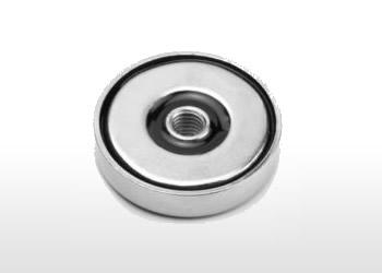 Neodymium-Pot-Magnets