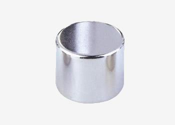 Silver-neodymium-magnet
