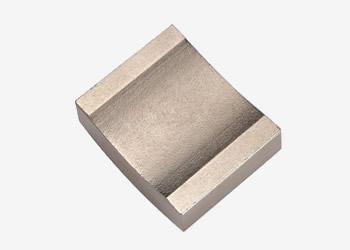 Titanium-neodymium-magnet