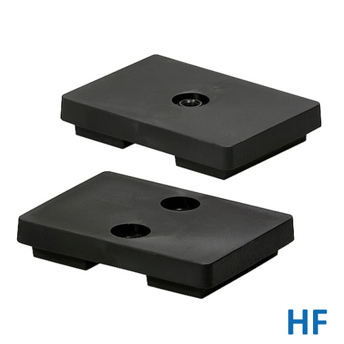 Hard Ferrite Rubber Coated Pot Magnets