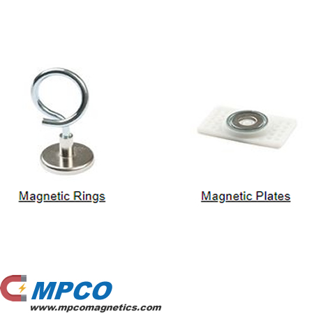Magnetic Rings & Plates