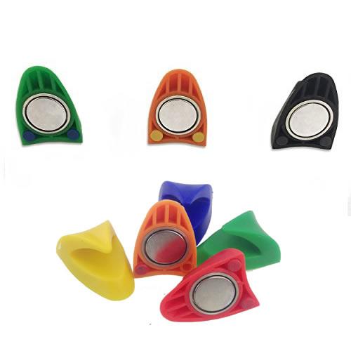 NdFeB Plastic Coated Hook Magnets