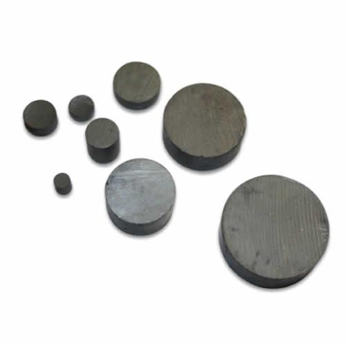 Permanent Disc Ferrite Magnets