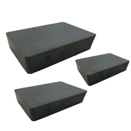 Rectangle Sintered Hard Ferrite Magnet