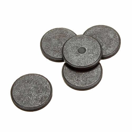 Round Hard Ferrite Permanent Magnet
