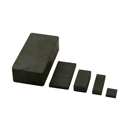 Sintered Ferrite Block Magnets
