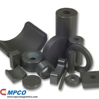 Sintered Ferrite Ceramic Magnets