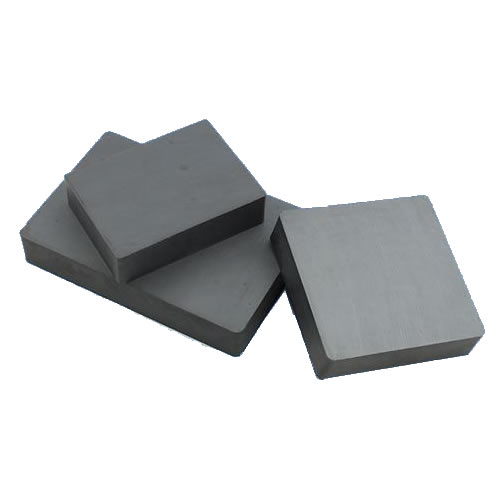 Strong Rectangular Ferrite Magnet