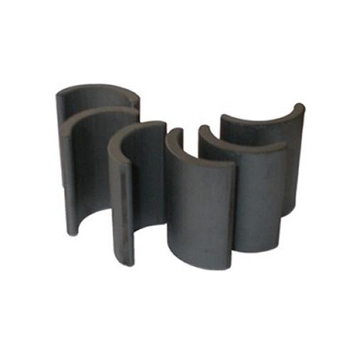 Tile Shape Hard Ferrite Motor Magnets