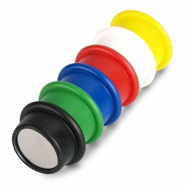 Colourful Office Permanent Magnets