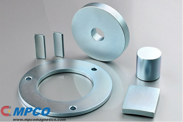 Magnet Zinc Coating
