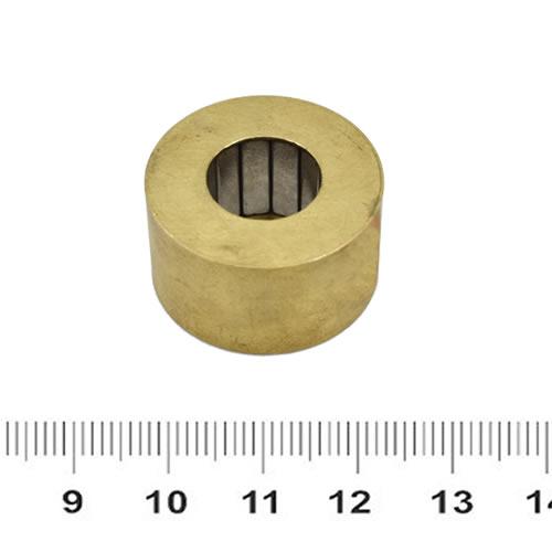 Neodymium Segmented Radial Rings N50