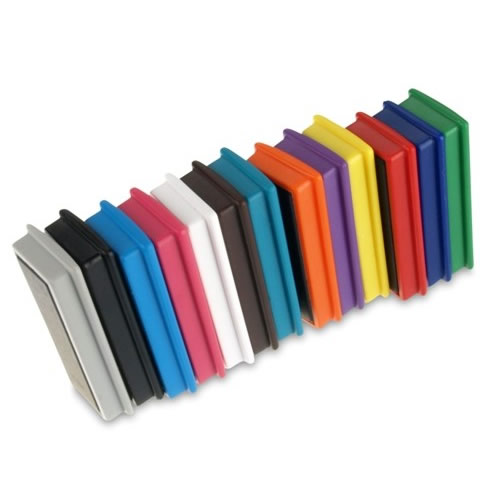 Promotional Ferrite Plastic Mounting Magnets