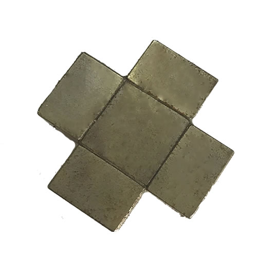 Block Halbach Array Permanent Magnets