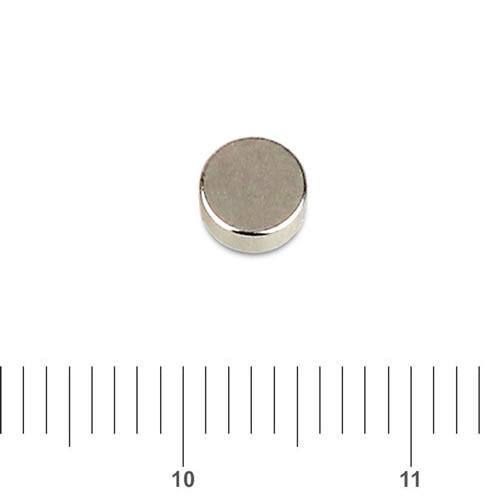 Disc Magnetic Proximity Sensor Magnet N35SH D4 x2mm