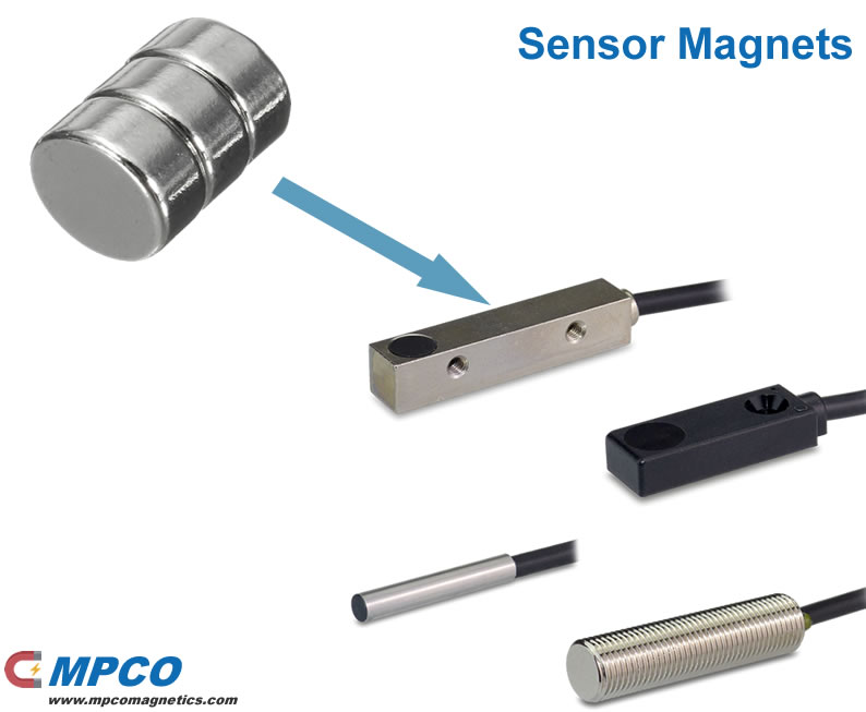 sensor magnets for Electronic magnetic sensors