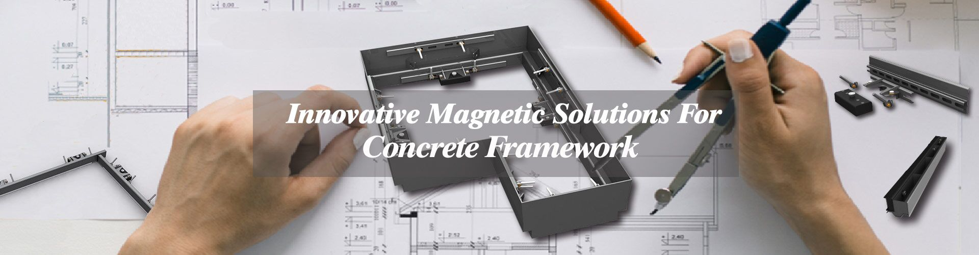 innovative magnetic solution for concrete formwork