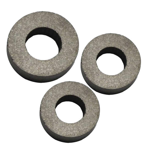 Customized Sintered SmCo Ring Magnets