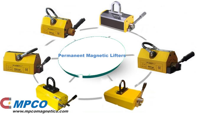 Permanent Magnetic Lifters