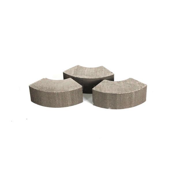 Segment Rare Earth SmCo Motor Magnet