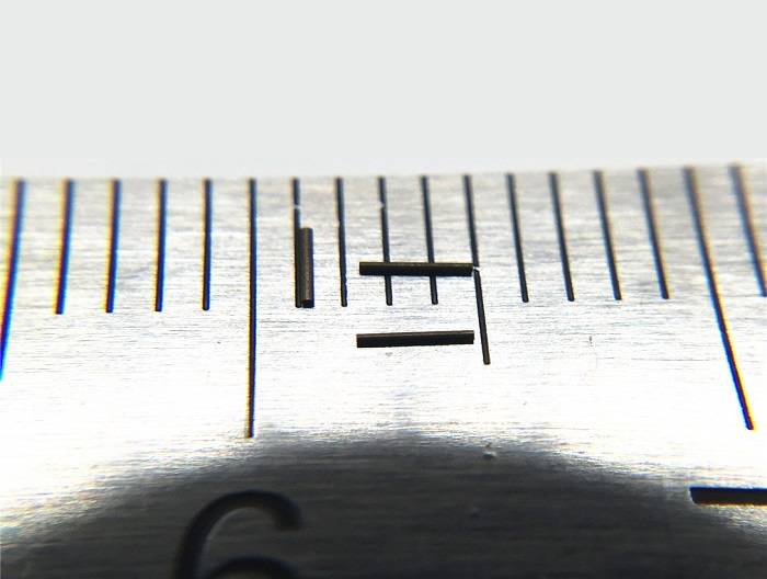 Micro NdFeB Magnets Cylinder Diameter 0.3mm