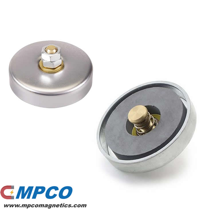 2inch Round Magnetic Ground Block