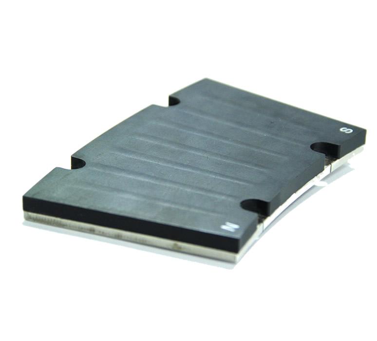 Curved Linear Motor Stator Magnet