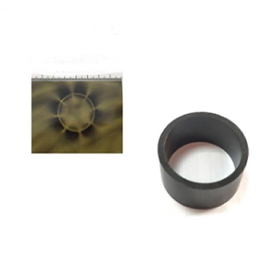 Bonded Injection Moulding Ferrite Magnet for Sensor
