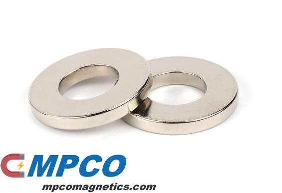 Customized High Performance Neodymium Iron Boron Ring for a Germany Customer