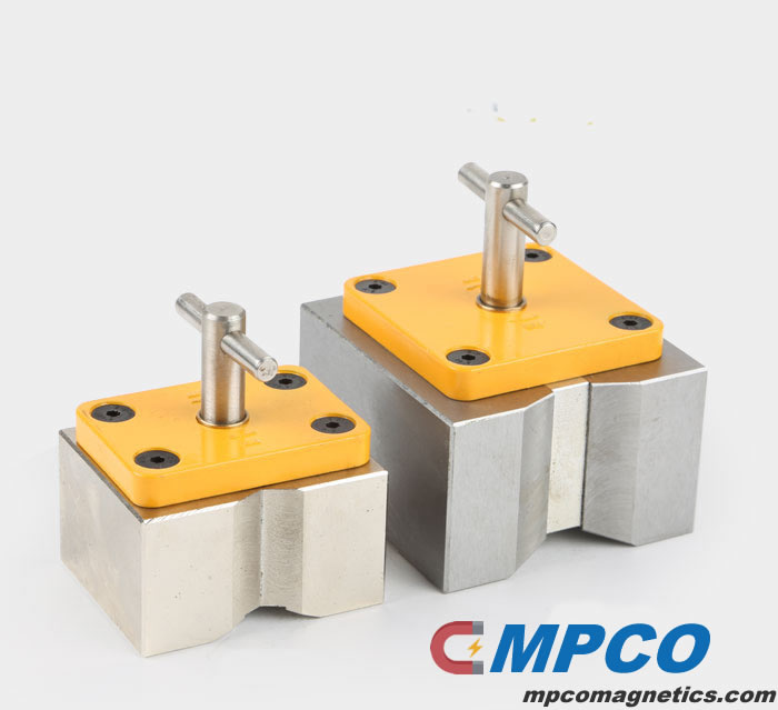 Square Welding Magnets