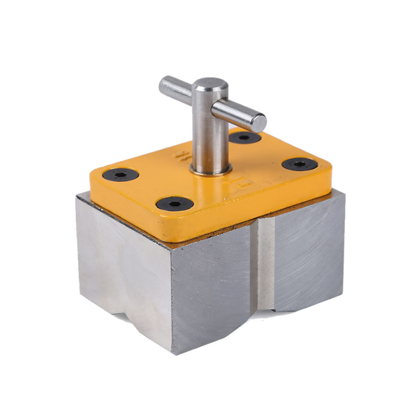 Switchable Square Magnetic Clamp