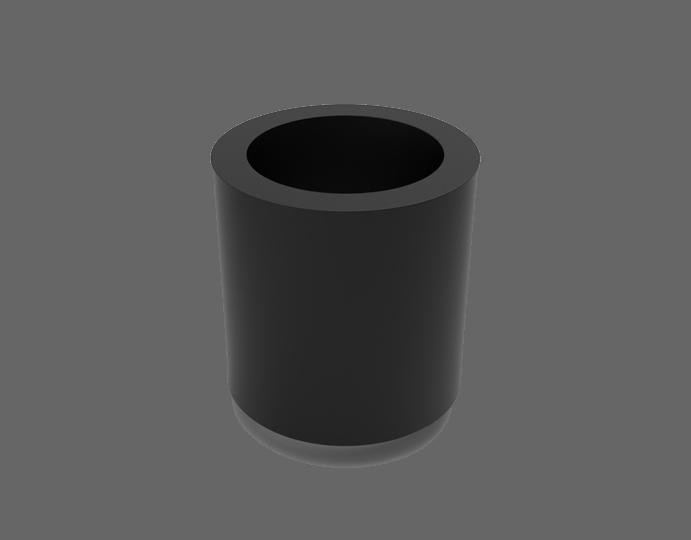 Anisotropic Nd-Fe-B Ring Magnet Epoxy Coating