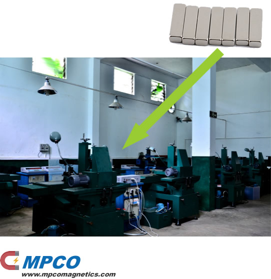 Processing Methods of Neodymium Magnets