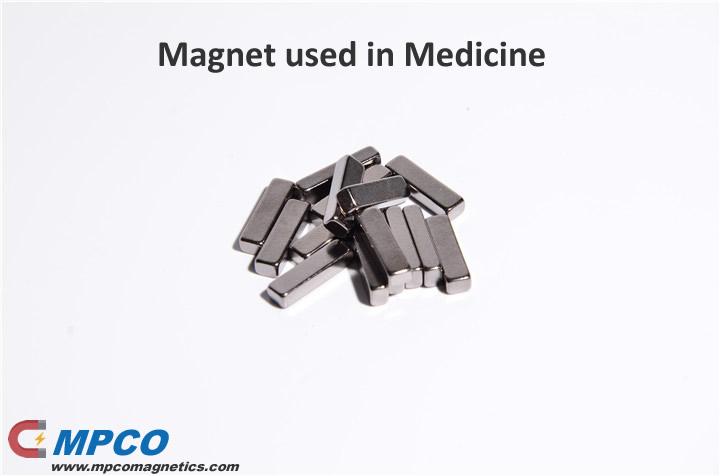 Magnet used in Medicine