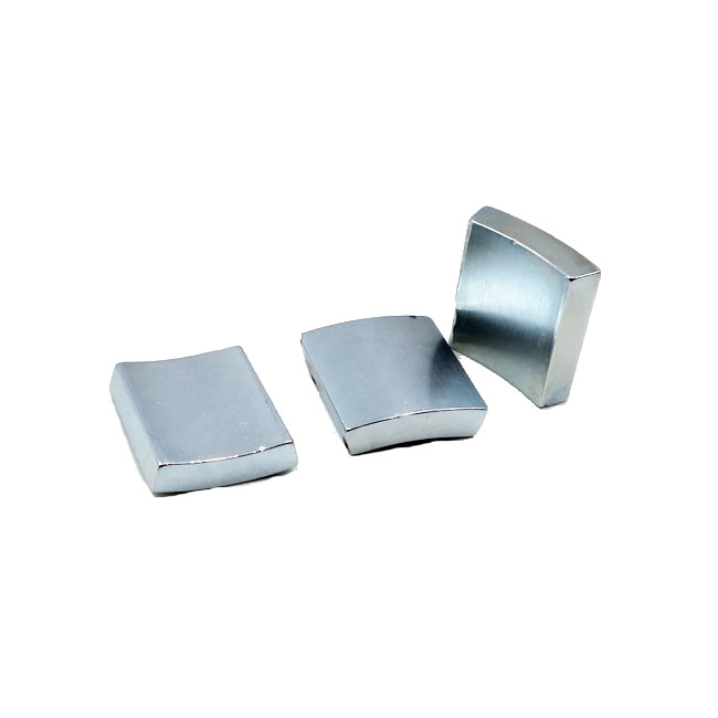 High Coercive Force Permanent Magnets for Magnetic Bearing