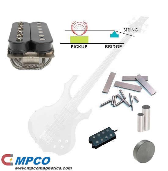 Guitar Pickup Magnets