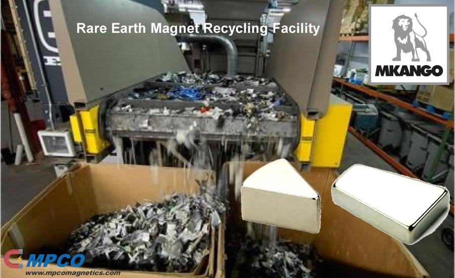 Mkango Announces Proposed Investment in HyProMag to Establish a Rare Earth Magnet Recycling Facility in the UK